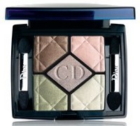 5 Color Eyeshadow Iridescent 6g.