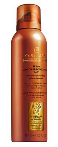 Abbronzatura Senza Sole. 360° Self-Tanning Spray 150ml