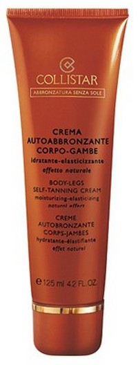 Abbronzatura Senza Sole. Body-Legs Self-Tanning Cream 125ml