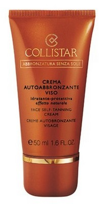 Abbronzatura Senza Sole. Face Self-Tanning Cream 50ml