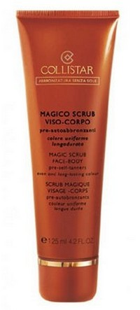 Abbronzatura Senza Sole. Magic Scrub Face-Body 125ml
