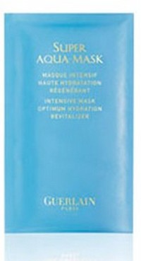 Guerlain Super Aqua-Mask 6 Intensive Optimum Hydration Revitalizer 6pac.