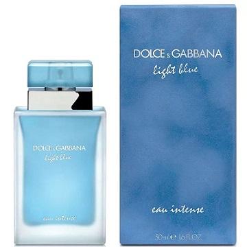 Light Blue Eau Intense Pour Femme