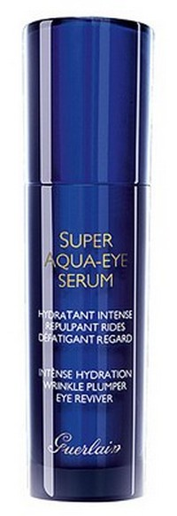 Super Aqua-Eye Serum. Intense Hydration Wrinkle Plumper Eye Reviver 15ml