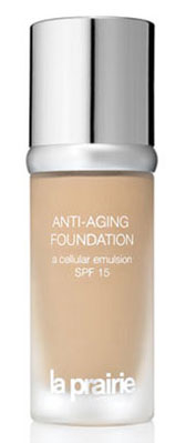 Anti-Aging Foundation a Cellular Emulsion